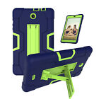 For Alcatel 3T/Alcatel Joy Tablet 8 inch Case Rugged Heavy Duty Shockproof Cover