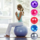 Yoga Ball Anti Burst Exercise Balance Workout Stability 45 55 65 75 95cm No Pump image