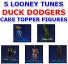 New Looney Tunes Duck Dodgers Mini Figure Cake Topper Decorations You Pick!