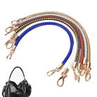 Leather Braided Purse Handle Shoulder Bags Belt Replacement Handbag Strap D^