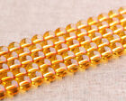 Wholesale Natural Gemstone Beads Citrine Stone Beads Round Beads 4/6/8/10mm 15''