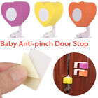 Kids Anti-clip Security Door Stopper Child Safety Pinch-Protective Hand Prote
