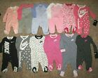 NIKE Baby Coverall Girl Footed Outfit Pajama 9 Months