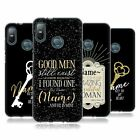 HEAD CASE DESIGNS NAME QUOTES SOFT GEL CASE FOR HTC PHONES 1
