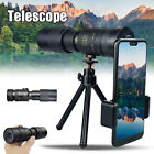4K 10-300X40mm Super Telephoto Zoom Monocular Telescope Portable HOT SALE
