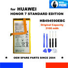 BATTERY OEM GENUINE CAPACITY HB494590EBC HUAWEI HONOR 7 PLK-CL00 UL00 TL00 TL01