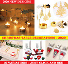 Table Decor Merry Christmas Decor For Home 2020 Xmas Ornaments New Year's Best