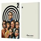 THE UMBRELLA ACADEMY SEASON 2 CHARACTERS LEATHER BOOK CASE HUAWEI XIAOMI TABLET