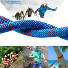 Safety Outdoor Static Rappelling Rope  Climbing Camping Survival Equipment DIY