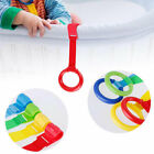 Baby Bed Ring Balance Training Bright Color Exercise Crib Pull Large Park Home