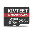 256GB 128GB 64GB Micro Memory Card 275MB/S 4K Fast Flash TF Card with Adapter