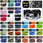 Magic Head Face Mask Neck Gaiter Tube Bandana Scarf Beanie Caps Balaclava Cover