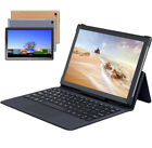 """10.1"""" Tablet PC Android8.0 Octa Core WIFI Dual SIM Camera GPS Phablet  Keyboard"""