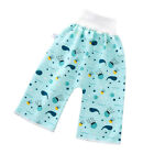 2 in 1 Comfy Childrens Diaper Skirt Shorts Waterproof and Absorbent Shorts