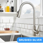 WELS New Brass Kitchen Pull Out Swivel Spout Mixer Tap Laundry Sink Basin