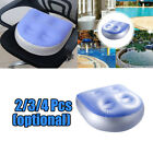 Spa Booster Seat Cushion Inflatable Back Pad for Bathtub Pool Soft PVC