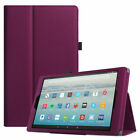 Smart Stand Case Cover For Amazon Fire HD8 Tablet 2018 2017 Slim Fold PU Leather