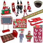 Christmas+Elf+Behavin%27+Badly+Elf+Dolls+%26+Accessories+-+Choose+Design