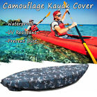 New Universal Kayak Canoe Boat Waterproof UV Resistant Dust Storage Cover Y5D6
