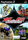 MX vs. ATV Unleashed - PlayStation 2 - PS2 Game