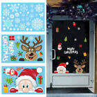 Christmas Wall Stickers Window Glass Home Decoration Sticker Decal Mural  Usa