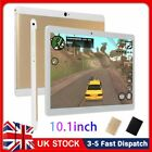 NEW 10.1 Inch Android 8.1 Tablet PC Octa Core Dual SIM Camera GPS 4+64GB Phablet