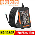 4.3'' Industrial Endoscope Skybasic HD 1080P Borescope Inspection Camera LCD US