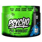 Muscle Junkie Psycho Pre-Workout Booster Powder 20 Servings Power  Pump