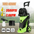 3500PSI 2.6GPM Electric Pressure Washer High Power Pressure Cleaner e 32
