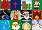 Christmas, New Year & Seasonal 5' x 3' Flags