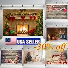 Portable Print Christmas Photography Background Backdrop Party Games & Activitiy