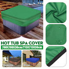 NEW Hot Tub Spa Cover Cap Guard Waterproof Dust Protector Harsh Weather 2 Sizes