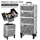 New Professional Makeup Case Bags Salon Trolley Beauty Travel Storage Full Size