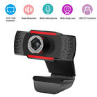480P/720P HD Webcam Autofocus Web Camera W/Microphone For PC Laptop Desktop C7P5