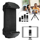 4-10inch Cell Phone Tablets Universal Tripod Holder Adapter Bracket Mount Clamp