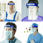 Safety Face Shield Full Face Clear Anti Fog Transparent Work Industry E 250