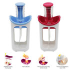 Baby Food Maker Squeeze Station Infant Homemade Feeding Mill With Reusable Pouch