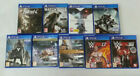 ps4 games lot bundle collection fallout dogs killzone fall destiny king watch