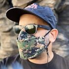 Premium Origami 3D Mask, Adult Large, Breathable 100% Organic Ripstop Cotton