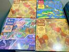 magic puzzle company set the mystic maze happy isles sunny city board game