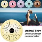 Ethereal Steel Tongue Drum Meditation Sound Percussion Instrument High-quality