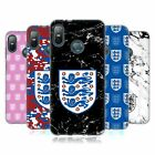 OFFICIAL ENGLAND NATIONAL FOOTBALL TEAM CREST PATTERN GEL CASE FOR HTC PHONES 1