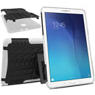 Hybrid Rugged Armor Stand Plastic Case Cover For Samsung Galaxy Tab S2 S3 8 9.7