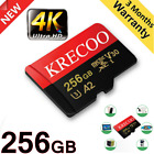 New Memory SD Card 256GB Class10 4K High Speed Flash Card Memory Micro TF Card