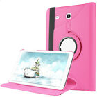 Rotate Stand Leather Case For Samsung Tab S2 S3 S4 8 9.7 10.5 T810 T820 T830