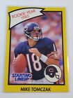 You Pick Your Cards Chicago Bears Team NFL Football Card Selection