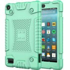 Anti-Scratch Silicone Shockproof Case Cover For Amazon Kindle Fire 7 2017 / 2019