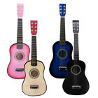 Mini 23inch Acoustic Toddlers Hobbyist Music Lovers Beginners Practice Gift