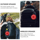 1 Pc Convenient Portable Waterproof Practical Wireless Speaker for Outdoor