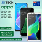 Oppo A73 R11 R11s 64gb Manufacturer Refurbished Au Version